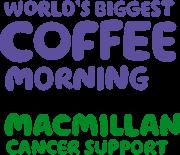 Macmillan Coffee Morning at Buttons Accounting