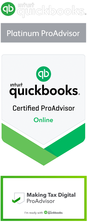 Quickbooks Platinum ProAdvisor - Making Tax Digital